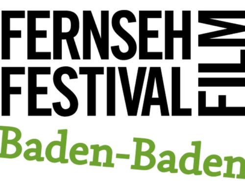 Jurymitglied | FERNSEHFILM FESTIVAL BADEN-BADEN | Oliver Kienle