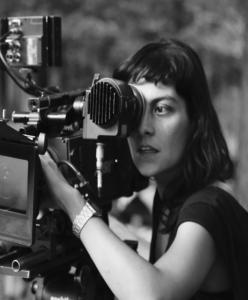 Kamerafrau Mariel Baqueiro