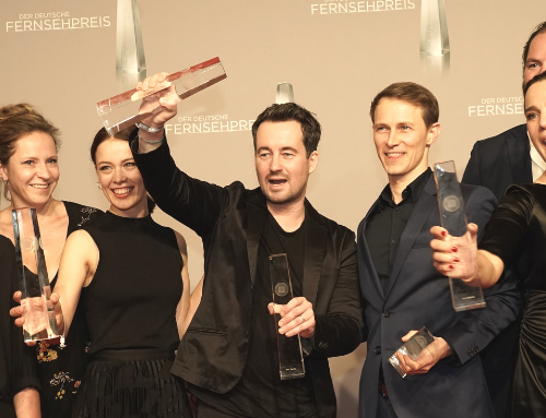 Deutscher Filmpreis | BAD BANKS | Headautor: Oliver Kienle